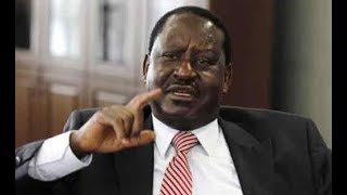 Raila meets more than 1000 Maa Community delegates ahead of Saturday\'s BBI rally in Narok