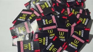 Лазейка в правилах - получаем стикеры в монополии Макдональдс бесплатно