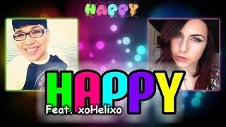 2NE1 (투애니원) - Happy (English Cover) [Feat. xoHelixo]