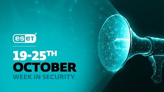 ESET research into Winnti Group's malware; Android adware – Week in security with Tony Anscombe
