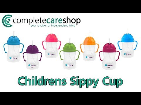 Easy-Grip Handles Sippy Cup