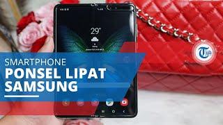 Samsung Galaxy Fold, Ponsel Lipat yang Diproduksi oleh Samsung
