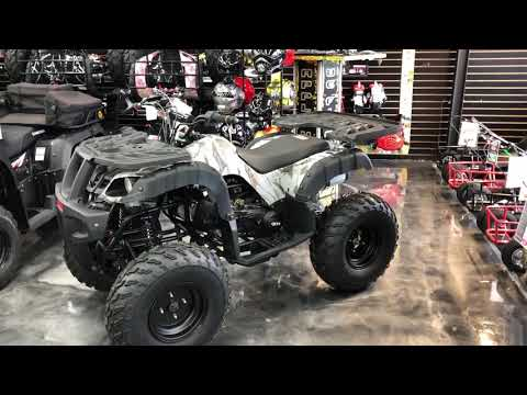 2020 AWL 150cc Hunting w/ Kickstart in Jacksonville, Florida - Video 1