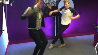 """The Newman"" Dance Crazy (John Newman on BBC Radio 1)"