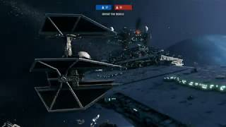 Star Wars  Battlefront II Tie Defender Mod