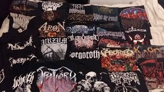 My Heavy Metal Band T-shirts