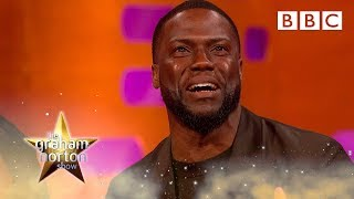 Kevin Hart had the WORST life advice for his kids 😂  The Graham Norton Show - BBC