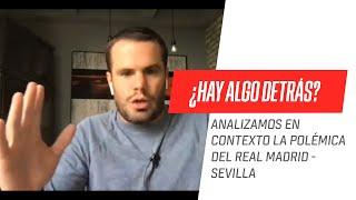 """La """"teoría de conspiración"""" que incluye al Real Madrid, la Super League y el VAR"""