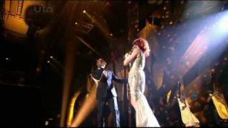 Florence + The Machine & Dizzee Rascal - You Got The Love (Brit Awards 2010).mpg