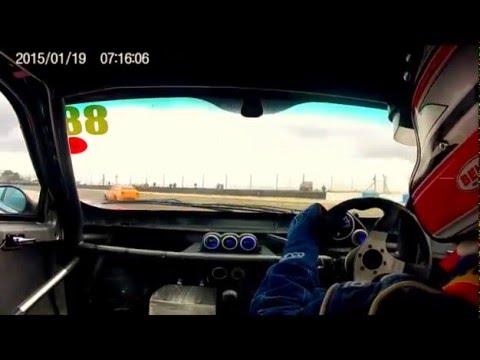 Donington Park 2015 – Race 2 – Vincent Dubois