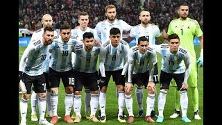 Argentina Team Squad 2018 Fifa World Cup | Argentina National Football Team Roster 2018