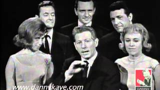 "Danny Kaye and vocal chorus sing ""Do You Ever Think of Me"" 1964"