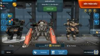 War robot #10:có súng