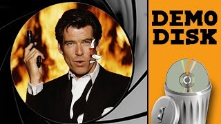 JAMES BOND BLOWS - Demo Disk Gameplay