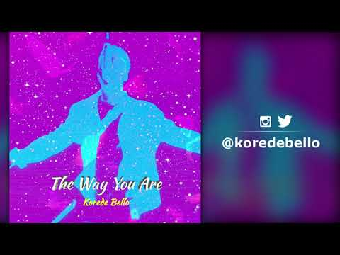 Korede Bello -The Way You Are ( Official Audio )