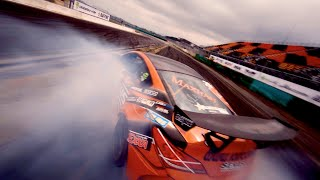 [4K] Drift Car & Gopro & Reelsteady GO & FPV Drone - FPV freestyle