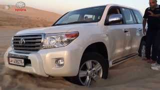 2014 Land Cruiser Crawl Control System Video