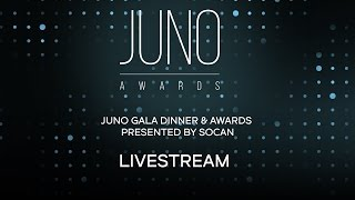 Thank you to the The JUNO Awards for honoring Trish in such