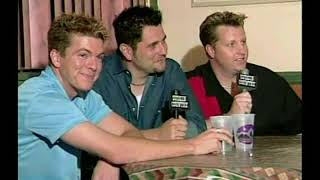 Rascal Flatts Interview in 2000