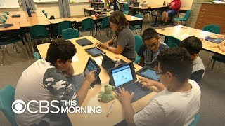 How technology transformed a rural Idaho school district - Video Youtube