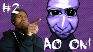 SOMEONE CALL 911 FOR HIS ANKLES! | Ao Oni [2]