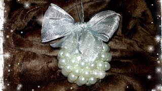 DIY Easy Christmas Ornaments Bead