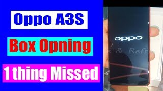 Oppo A3s Diag Mode