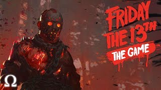 FRIDAY THE 13TH THE GAME - JASON SLAYER REPORTING FOR DUTY!