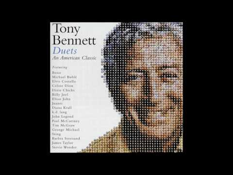 Tony Bennett - Rags To Riches (with Elton John)