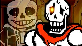 "Genocide Papyrus! ""Disbelief"" Undertale Fangame"