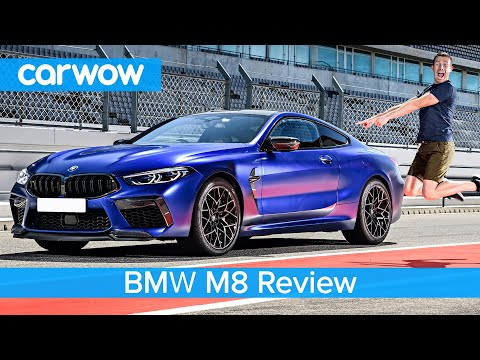 External Review Video ZMyqX8a9jGY for BMW M8 & M8 Competition Coupe, Convertible, & Gran Coupe (G14, G15, G16)