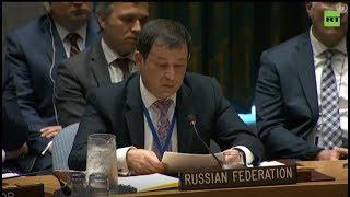 Заседание Совбеза ООН в связи с планами США по разработке ракет среднего радиуса действия — LIVE фото