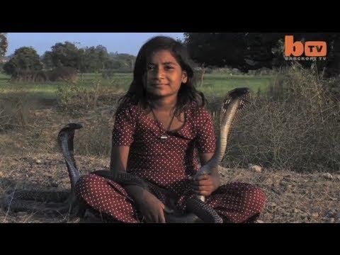 The Incredible Indian Snake Girl