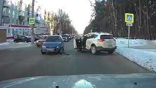 Аварии на дорогах, приколы на дорогах 2018 11