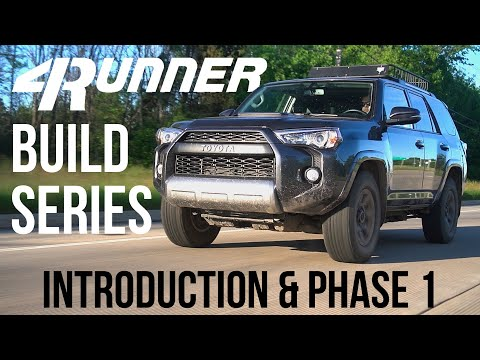 Introducing MY Toyota 4Runner TRD ORP [Review, Current Mods, and Future Plans]