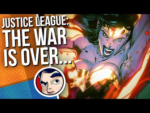 """Justice  League """"The End..of Everything"""" – Complete Story   Comicstorian"""