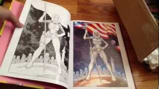 Frank Cho Haul!  Impulse Creations Shipping/Order Review - Women Book 2
