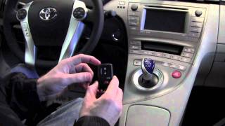 2012 | Toyota | Prius | Smart Key Low Battery | How To By Toyota City Minneapolis MN