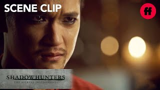 Shadowhunters | Season 2, Episode 15: Magnus Opens Up About His Childhood | Freeform