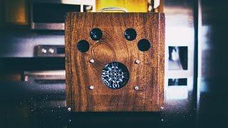 Testing a new Spirit Box, with clear spirit replies...