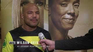 """Wilson Reis revela surpresa no UFC 208 e avisa: """"Johnson é o próximo"""""""