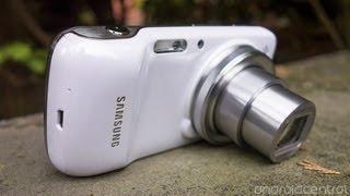 Samsung Galaxy S4 Zoom video walkthrough