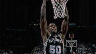 David Robinson (Basketball) - Career Untill 1996