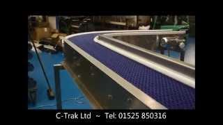 Модульные конвейерные ленты SCANBELT от компании Группа Компаний КабельСнабСервис - видео 1