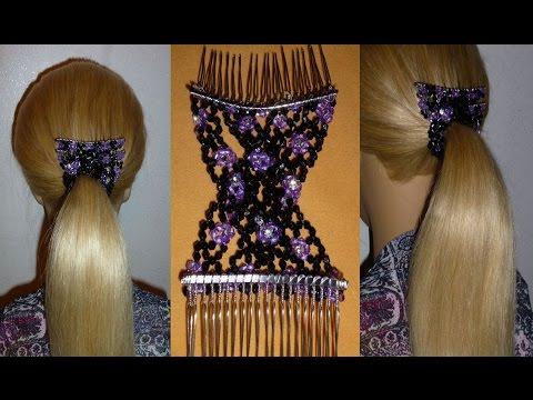 Schöne und einfache Frisuren: Alltag | Schule | Uni | Arbeit | Freizeit.Quick Hairstyle.Peinados
