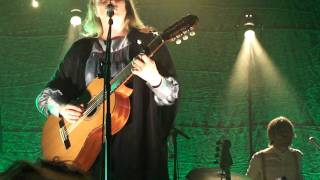 "Ane Brun performing ""Worship"" live in the Melkweg Amsterdam on Oct 18, 2011"