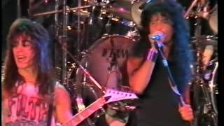Anthrax - Metal Thrashing Mad - Metal Hammer Road Show 1986
