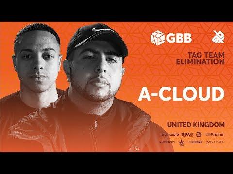 A-CLOUD | Grand Beatbox Battle 2019 | Tag Team Elimination