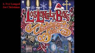 Los Lonely Boys - Christmas Spirit (2008) [Full Album]