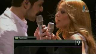 Ell/Nikki - Running Scared - Azerbaijan (Winners of the 2011 Eurovision Song Contest)